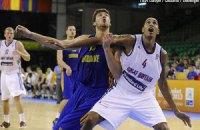 Украина во втором раунде Евробаскета стартует с одной победой