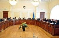 Захист Вовка попросив ВРП розглядати питання його звільнення з посади в закритому режимі, але йому відмовили (оновлено)