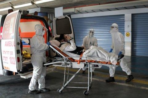 Во Франции за сутки обнаружили более 52 тыс. случаев COVID-19