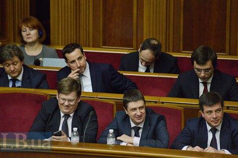 Нардеп: у новому Кабміні багато хто не дотягує до рівня міністра