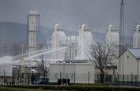 Взрыв на хабе в Баумгартене снизит поступление газа в Украину