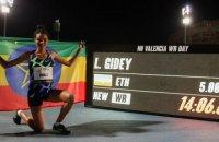 За один вечер установлено два мировых рекорда в беге