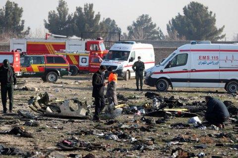 Афганістан відсторонили від переговорів щодо збитого в Ірані літака МАУ