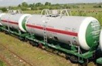 В Чернигове на ж/д станции разлилась соляная кислота