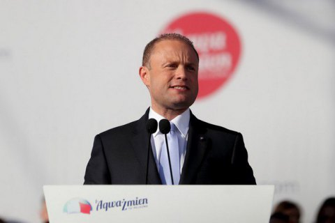 Правящая партия выиграла выборы на Мальте