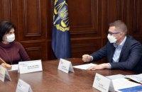 Голова СБУ на нараді з Венедіктовою відзвітував про боротьбу з корупцією