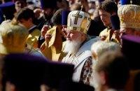 Лукашенко проигнорировал молебен патриарха Кирилла
