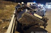 Четверо хлопців загинули у ДТП у Житомирській області