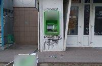 Ночью в Харькове взорвали банкомат, в Броварах - отделение банка