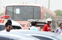 У Пакистані унаслідок обстрілу автобуса вбито 43 людини