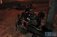 У Києві загинув мотоцикліст