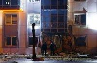 """В Одессе возле офиса """"Самопомощи"""" прогремел взрыв"""
