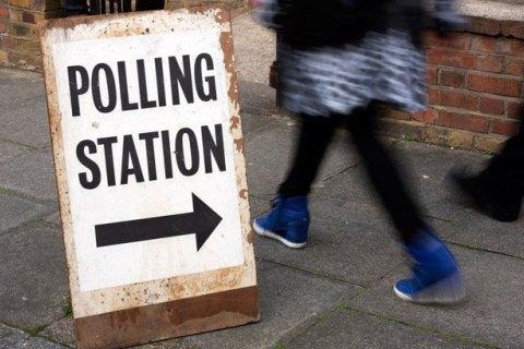УВеликій Британії почалися парламентські вибори