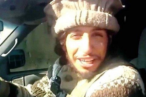 Імовірного організатора паризьких терактів убито