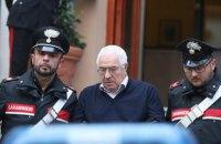 """У Палермо затримали лідера """"Коза Ностра"""""""