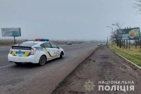На Миколаївщині водія, який вижив у ДТП, на смерть збив інший автомобіль