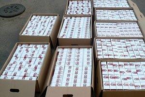 Контрабанда сигарет в Украину выросла в 3,6 раза, - Гостаможня