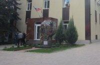 В Донецке вооруженные люди взяли под охрану здание ГСЧС