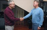 Суркіс пообіцяв Блохіну місце тренера на похороні його матері
