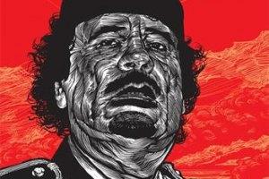 Каддафи обещает биться до последней капли крови