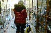 В Харькове неизвестные разгромили книжный магазин, где работали участники форума Евомайданов