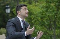 Зеленский не отказался от идеи провести местные выборы на Донбассе в октябре