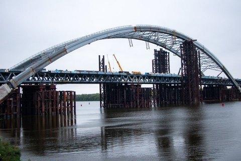 Укравтодор попросил КГГА отдать Подольский мост