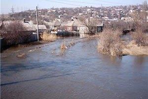 Села Черниговской области уходят под воду