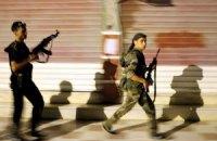 Турецкие войска начали операцию против курдских сепаратистов