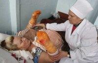 В Украине из-за морозов госпитализировано еще 206 чел.