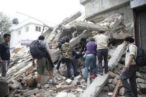 У Непалі стався новий землетрус