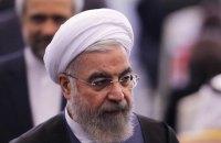 Президент Ірану Рухані в розмові із Зеленським попросив вибачення за збитий літак