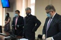 Порошенко прибув до суду щодо обрання йому запобіжного заходу