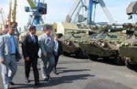 Техніку в Ірак відвантажують, - міністр оборони