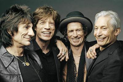 Новый альбом The Rolling Stones