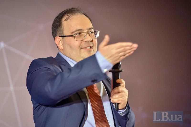 Главный редатор LB.ua Олег Базар