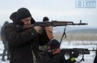 Бойовики на Донбасі застосовують артилерію, міномети та СПГ
