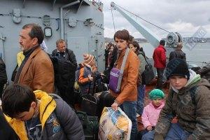 Рада намерена усовершенствовать законодательство в отношении беженцев