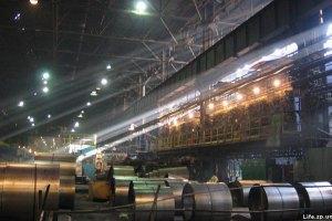 Україна зберегла 10 місце серед найбільших виробників сталі