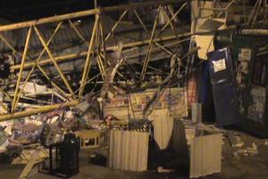 Через падіння крана в Харкові загинуло троє людей
