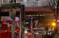 У Парижі горить Ліонський вокзал, людей евакуювали