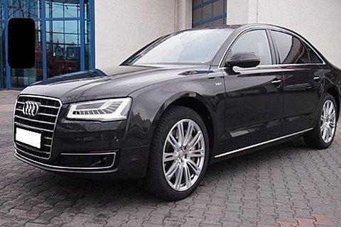 Частину грошей, виділених ПРООН на реєстр е-декларацій, витратили на Audi A8