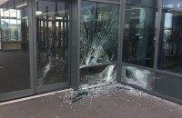 В Ісландії автомобіль в'їхав у термінал аеропорту