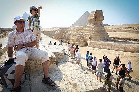 МИД рекомендует украинцам воздержаться от поездок в Египет