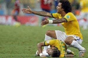 """ФІФА заплатить """"Барсі"""" 238 тисяч євро за травму Неймара"""