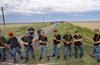 """Террористы не допустили международных экспертов к месту падения """"Боинга"""""""