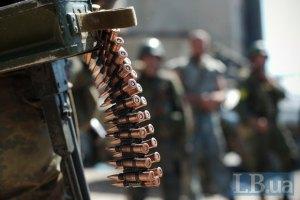 Силы АТО под Адрианополем захватили террористов и много оружия