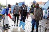 У Замбії через протести в районі поширення холери затримали 55 осіб