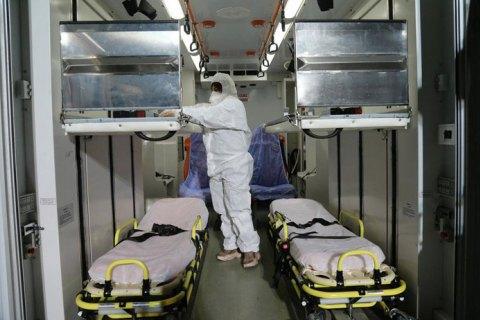 Лікарня у Миронівці погодилася прийняти українців з Китаю на карантин