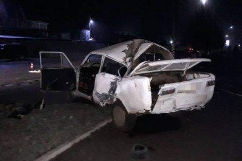 В ДТП в Винницкой области погиб военный, водитель машины сбежал